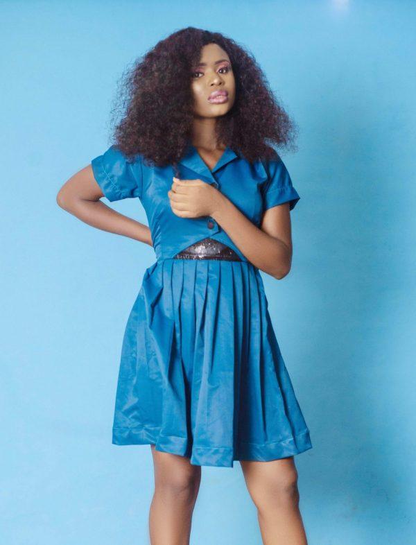 Valour dress by Ria Kosher