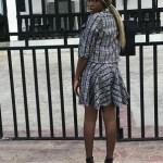 School Girl Suit