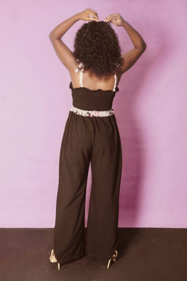 back view of the Kitty Pants by Ria Kosher