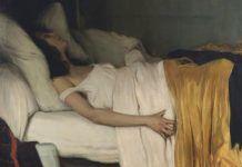 Santiago Rusiñol La morfinómana 1894 | Rialta