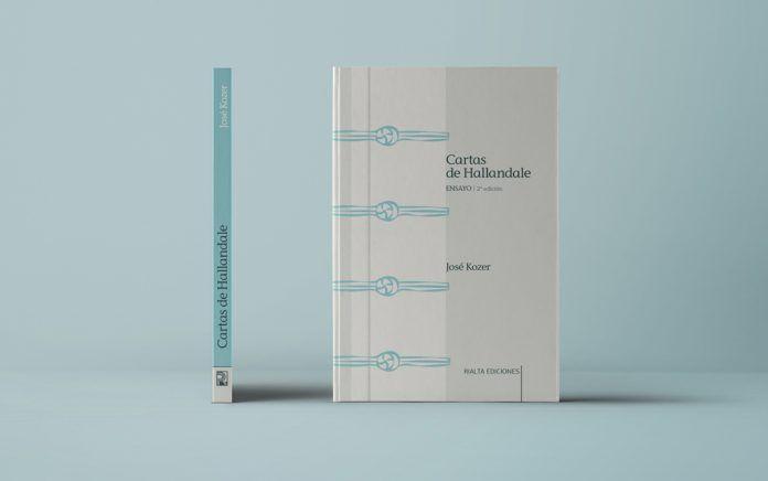 Cubierta Cartas de Hallandale (2ed)