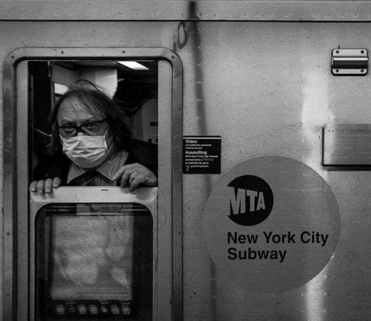 De la serie New York City Covid-19, Juan Caballero, 2020