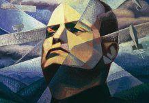 Benito Mussolini il Duce Gerardo Dottori 1933 | Rialta