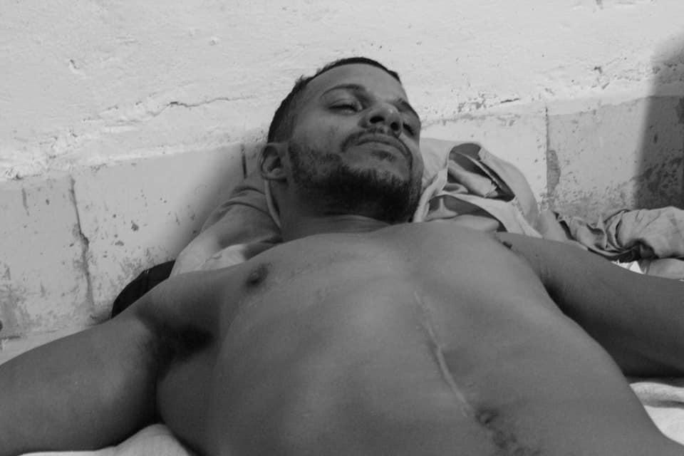 Maykel Castillo huelga | Rialta