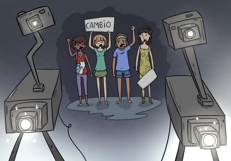 Medios y represión en Cuba | Rialta