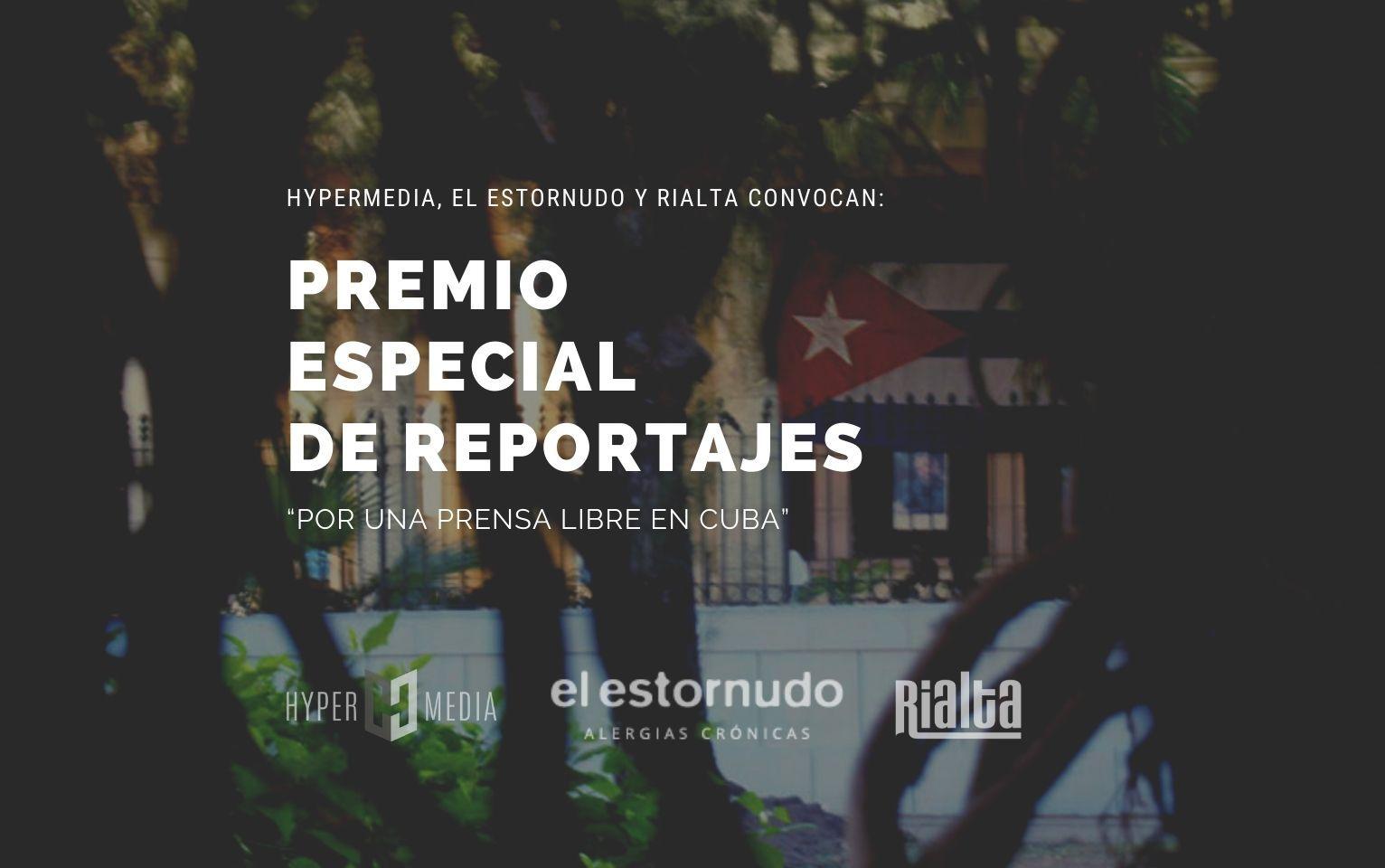 Premio Especial de Reportajes