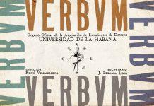 Revista Verbum, José Lezama Lima