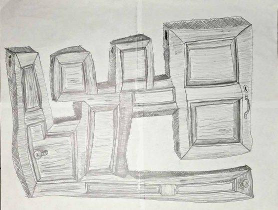 Serie 'Puertas Luis Manuel Otero Alcantara 2020 10 | Rialta