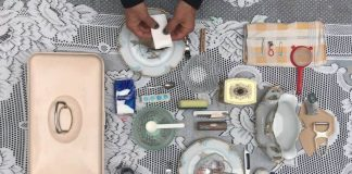 Fotograma del videopoema La yaya de Nanne Timmer | Rialta