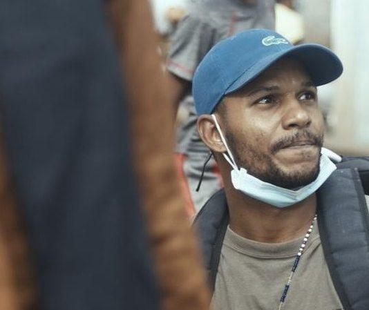 Maykel Castillo, rapero y activista cubano. ANAMELY RAMOS