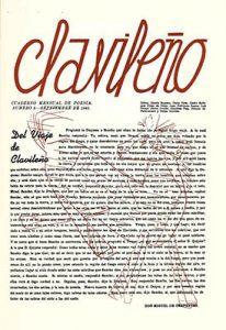 Clavileño, n. 2, septiembre, 1942