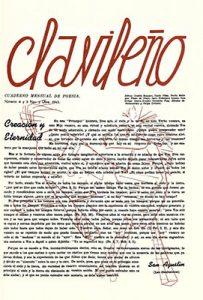 Clavileño, n. 4-5, noviembre-diciembre, 1942