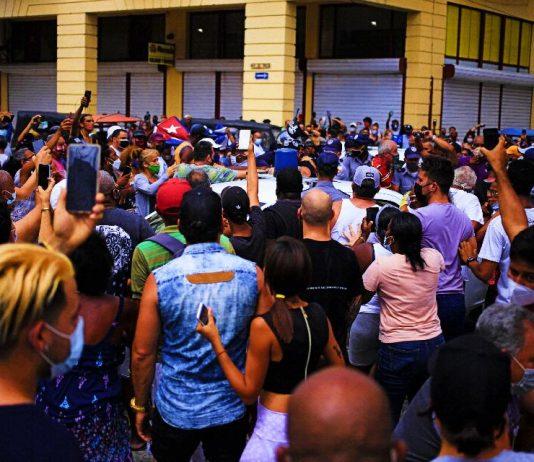 La Habana, 11 de julio de 2021 / Foto: Rialta