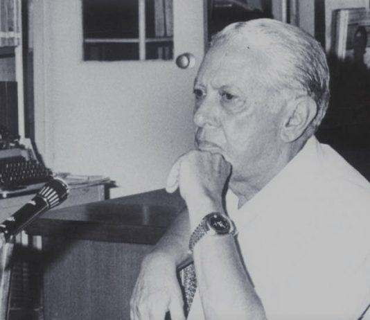 Cintio Vitier en Casa de las Américas (1989)