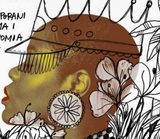 Detalle del cartel promocional del proyecto Utopía Habana