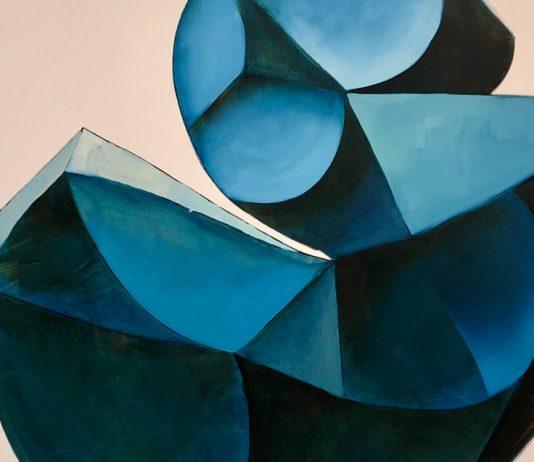 Detalle de 'Remollo', pintura de Michel Pérez Pollo