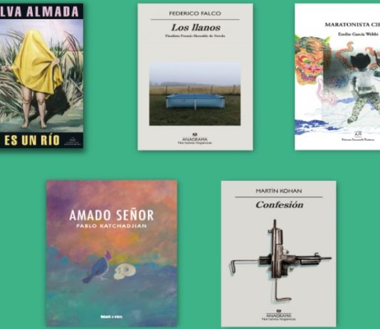 Lista corta del Premio de Novela Fundación Medifé Filba 2021, Argentina