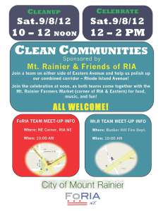 September 8, 2012 Combined Community Cleanup Flyer