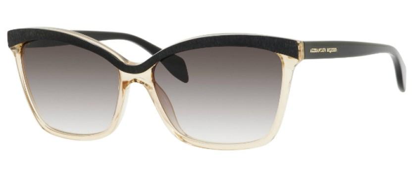 Alexander McQueen Squared Sunglasses 4219/S