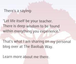 The Baobab Way