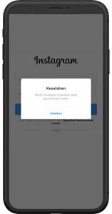 Mengatasi Masalah Akun Instagram yang tidak Bisa Login