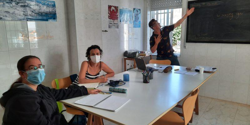 DELE preparation class