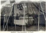 Tente chapelle de Barèges