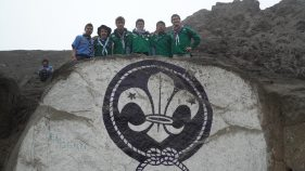 Pérou scouts-Lima