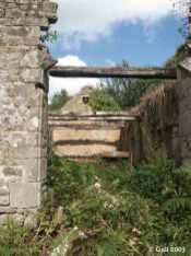 Ruine st Erwan porche