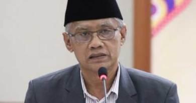 Ketua Umum PP Muhammadiyah