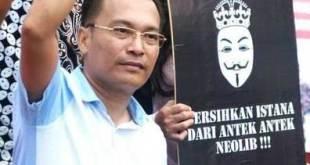 Ketua Majelis Aktivis Pro Demokrasi (ProDEM) Iwan Sumule.