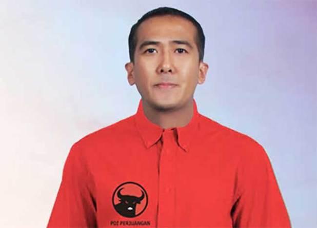 Kader PDIP yangmenjadi buronan KPK, Harun Masiku.
