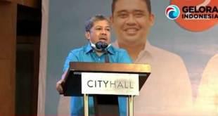 Fahri Hamzah dukung Bobby Nasution