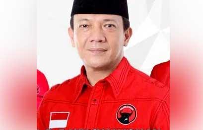 Ketua DPC PDIP Kabupaten Bogor Bayu Syahjohan