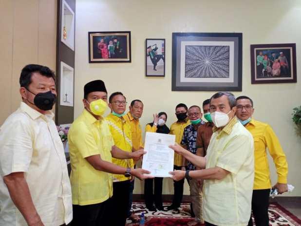 Ketua DPD I Golkar Riau Syamsuar