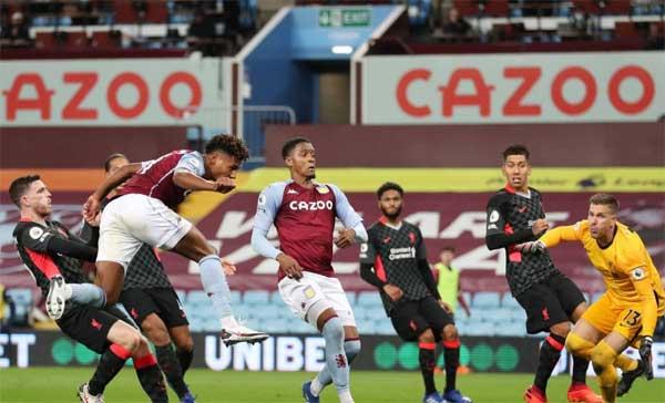 Aston Villa kalahkan Liverpool