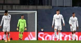 Real Madrid kalah dari Sakhtar Donetsk