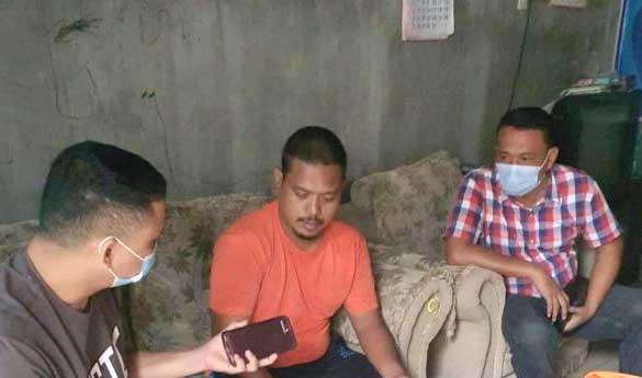 Sulaiman Marpaung pengunggah kolase Kakek Sugiono