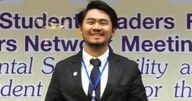 Ketua BEM UGM Sulthan Farras