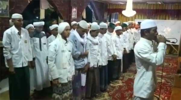 Azan seruan jihad