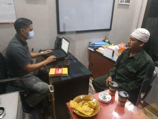 Ketua Front Pembela Islam (FPI) Kota Pekanbaru, Husni Thamrin