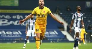 Harry Kane cetak gol tunggal