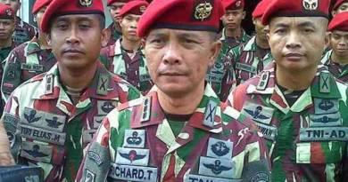 Dankoopssus Mayjen TNI Richard Tampubolon
