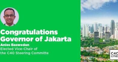 Gubernur DKI Jakarta Anies Baswedan