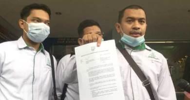 Kuasa Hukum FPI Aziz Yanuar