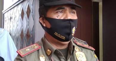 Plt Satpol PP Kota Pekanbaru Burhan Gurning