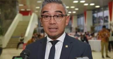 Anggota Komisi I DPR RI M Farhan