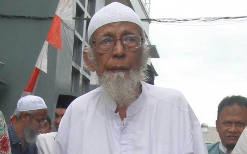 Abu Bakar Ba'asyir.