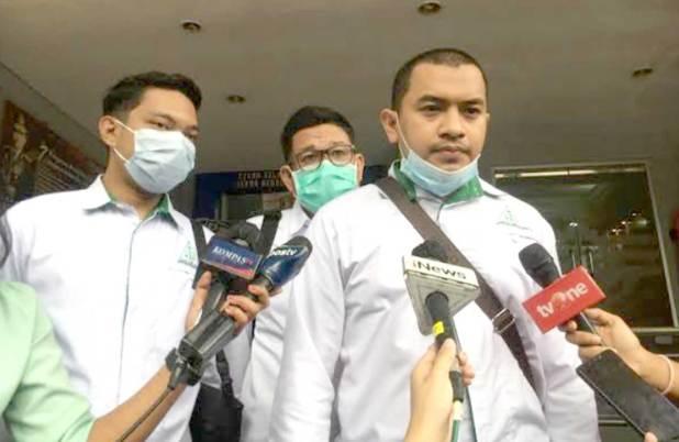 Kuasa hukum FPI, Aziz Yanuar,
