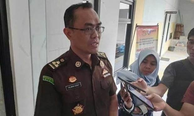 Asisten Pidana Khusus Kejati Riau, Hilman Azazi.